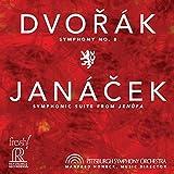 Symphony 8 Jenufa Suite