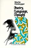 Poetry, Language, Thought.
