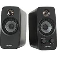 Creative Inspire T10 2.0 Multimedia Speaker System with BasXPort Technology [並行輸入品]