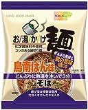 創健社 お湯かけ麺 鳥南ばん味そば 71g×12袋