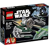 LEGO Star Wars Yoda's Jedi Starfighter™ 75168 Playset Toy