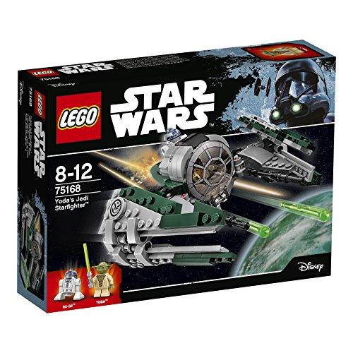 [해외]레고 (LEGO) 스타 워즈 요다의 제다이 스타 파이터 75168/Lego (LEGO) Star Wars Yoda`s Jedi Starfighter 75168
