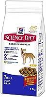 ヒルズのサイエンス・ダイエット シニア チキン 高齢犬用 7歳以上 1.7kg [ドッグフード]