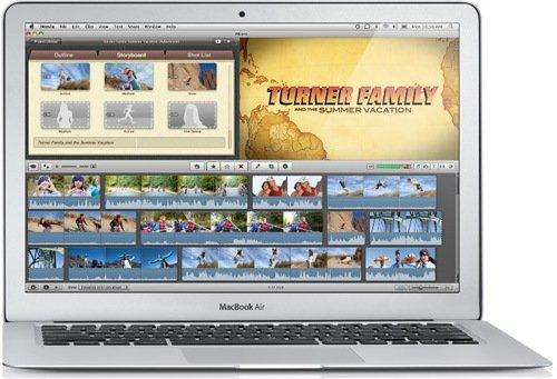 "Apple MacBook Air 1.86GHz Core 2 Duo/13.3""/2G/128G/802.11n/BT/Mini DisplayPort MC503J/A"