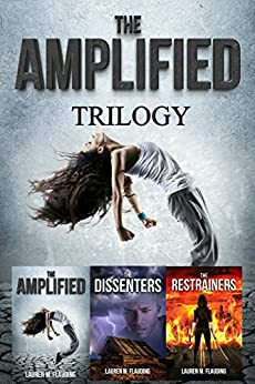 The Amplified Trilogy: The Amplified Books 1-3 by [Flauding, Lauren M.]