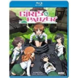 Girls & Panzer: Complete OVA Series [Blu-ray] by Section 23