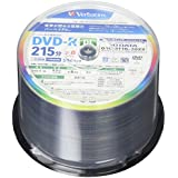 三菱ケミカルメディア Verbatim 1回録画用 DVD-R DL VHR21HP50V1FFP(片面2層/8倍速/50枚) [フラストレーションフリーパッケージ(FFP)]