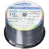 三菱ケミカルメディア Verbatim 1回録画用 DVD-R DL VHR21HP50V1FFP(片面2層 8倍速 50枚) [フラストレーションフリーパッケージ(FFP)]