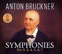 Symphonies: No. 0,2,4,5,6,7