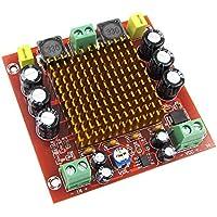 WINGONEER TPA3116D2モノラル・チャンネル・デジタル・アンプ・ボードNE5532 150W DC12-26V AMPモジュールカー・ホーム・シアター用