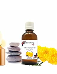 Yellowmarigold Oil(Calendula Officinalis) Essential Oil 15 ml or .50 Fl Oz by Blooming Alley