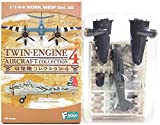【1S】 エフトイズ 1/144 双発機コレクション Vol.4 シークレット ブリストル ボーファイターMk.VI イギリス空軍 第600飛行隊 単品