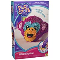 The Orb Factory Plushcraft Monkey Pillow by The Orb Factory