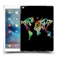 オフィシャル Haroulita ワールドマップ ファンタジー 3 ハードバックケース iPad Pro 12.9 (2015)