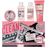 Soap & Glory&#8482 Clean Getaway Gift - 石鹸&栄光&#8482きれいな逃走のギフト (Soap & Glory) [並行輸入品]