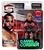 Round 5 UFC Ultimate Collector Series 14 LIMITED EDITION Action Figure Daniel Cormier [Strikeforce Edition] by Ultimate Collector Series 10 [並行輸入品]