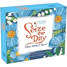 Seize the Day 2019 Boxed Daily Calendar