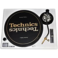 Technics Face Plate for Technics SL-1200 / SL-1210 MK5 M3D Turntables White by Quality