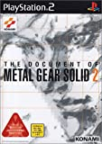 「THE DOCUMENT OF MGS2」の画像