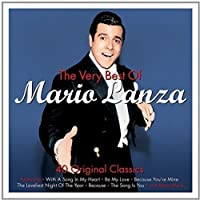 The Very Best Of Mario Lanza [Double CD] by Mario Lanza
