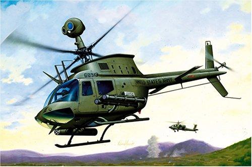 イタレリ 1185 1/72 ベル OH-58D コンバットスカウト