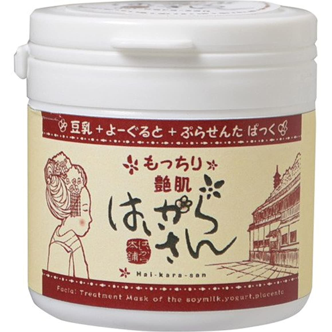 銅赤字任意進製作所 豆乳よーぐるとぱっく はいからさん 150g