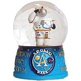 NASA USA austronaut 45 mm Snowglobe Made with品質Craftsmenship