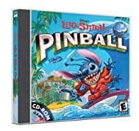 Disney's Lilo & Stitch Pinball (Jewel Case) (輸入版)