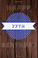 Happy 77th Birthday: 77th Birthday Gift / Journal / Notebook / Diary / Unique Greeting & Birthday Card Alternative