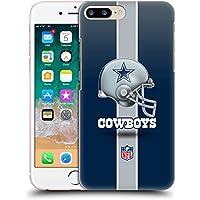 オフィシャル NFL ヘルメット ダラス・カウボーイズ ロゴ ハードバックケース Apple iPhone 7 Plus/iPhone 8 Plus