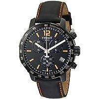 Tissot Men's T0954173605700 Year-round Analog Quartz Black Watch