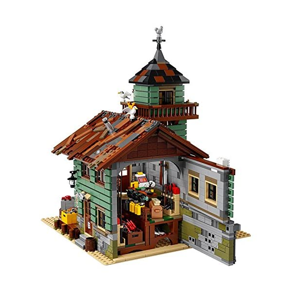 レゴ(LEGO) アイデア つり具屋 21310の紹介画像5