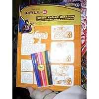 WALLE Flitter Velvet Doodles by Trends International [並行輸入品]