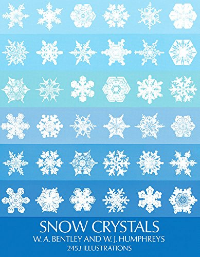 Snow Crystals (Dover Pictorial Archive)の詳細を見る