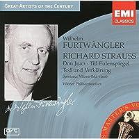 Richard Strauss: Don Juan, Till Eurenspiegel, Tod und Verklarung / Smetana: Vltava