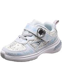 [シュンソク] 運動靴 レモンパイ シンデレラフィット 15cm~19cm D LEC 4750