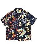 (ビームス) BEAMS / クレイジー アロハシャツ S 11010656086