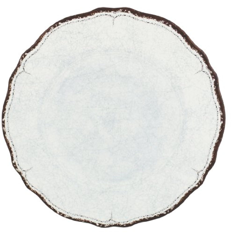 Le Cadeaux Antiquaホワイト – ディナープレート