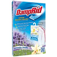 William BarrFG80LVDampRid Hanging Moisture Absorber-HANGING SACHET DAMP RID (並行輸入品)