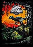 【Amazon.co.jp限定】ジュラシック・ワールド 5ムービー DVD コレクション(5枚組)(特典映像ディスク付き)