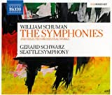 Schuman: The Symphonies and Selected Orchestral Works (2010-07-27)