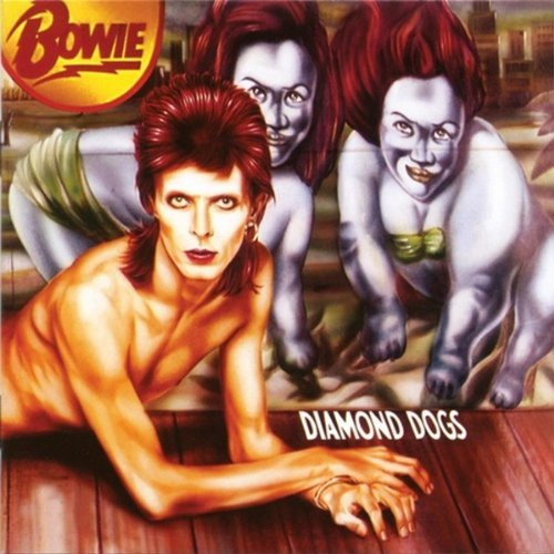 Diamond Dogs / David Bowie