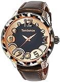 [テンデンス]Tendence 腕時計 チャームアニマル ブラック文字盤 TGF37203  【並行輸入品】