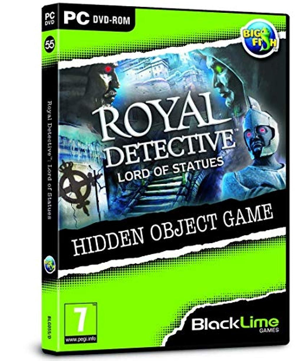 カーフシフトまどろみのあるRoyal Detective 2 The Lord Of Statues (PC DVD) (輸入版)