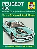 Peugeot 406 Petrol & Diesel: (Mar 99 - 02) T to 52