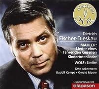 Lieder Eines Fahrenden Gesellen, Kindertotenlieder: F-dieskau(Br) Ackermann / R.kempe / +h.wolf