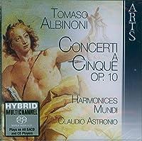 Concerti a Cinque Op. 10 (Hybr)