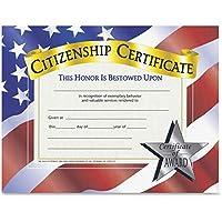 14パックHayes School発行証明書Citizenship 30Pk