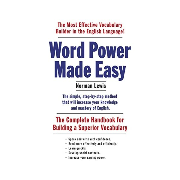 Word Power Made Easy: Th...の商品画像