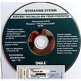 正規品DELL Windows 7 Pro 64bit SP1DVD+プロダクトキー プロダクトシール付き